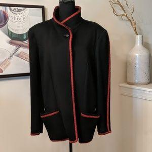 💯% Percent Wool Vintage Overcoat
